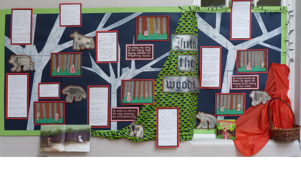 Little Red Riding Hood - Year 1