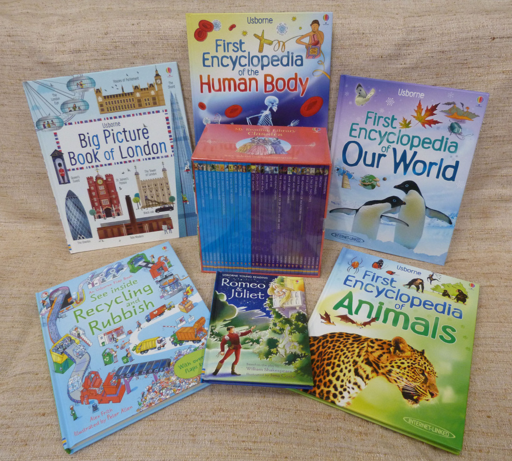 We have some lovely new books to read, bought with sponsor money from Book Week last term. Thank you!