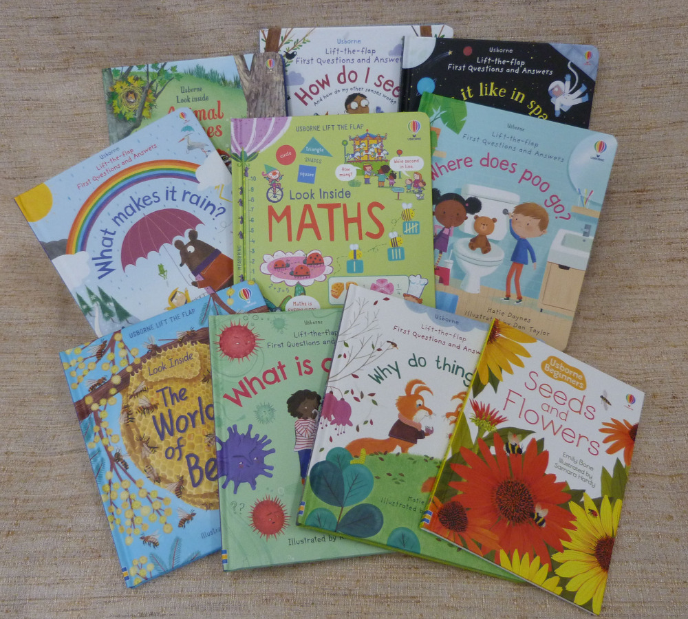 We have some lovely new books for our class, bought with money from the Book Week sponsored read. Thank you!