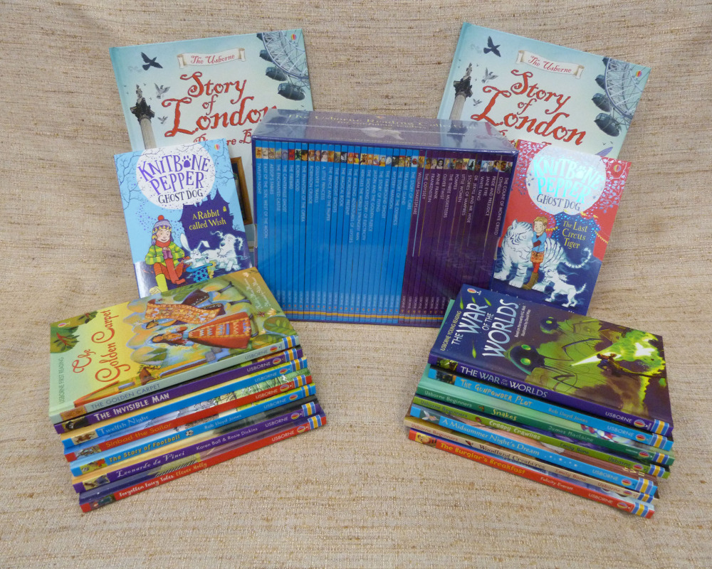 Year 2 have some great new books to read, bought with sponsor money from Book Week last term. Thank you!