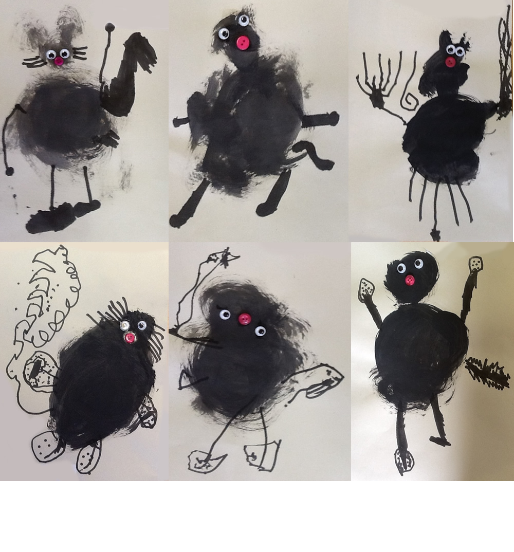 Some of our Splat the Cat Gallery.