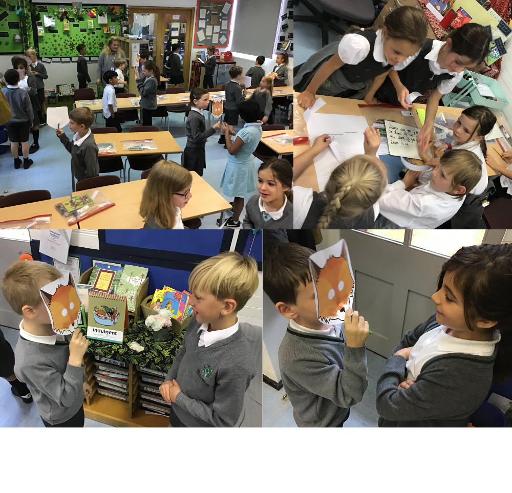 Can Fantastic Mr Fox persuade the farmers to leave him alone? 3P  try out some persuasive techniques.