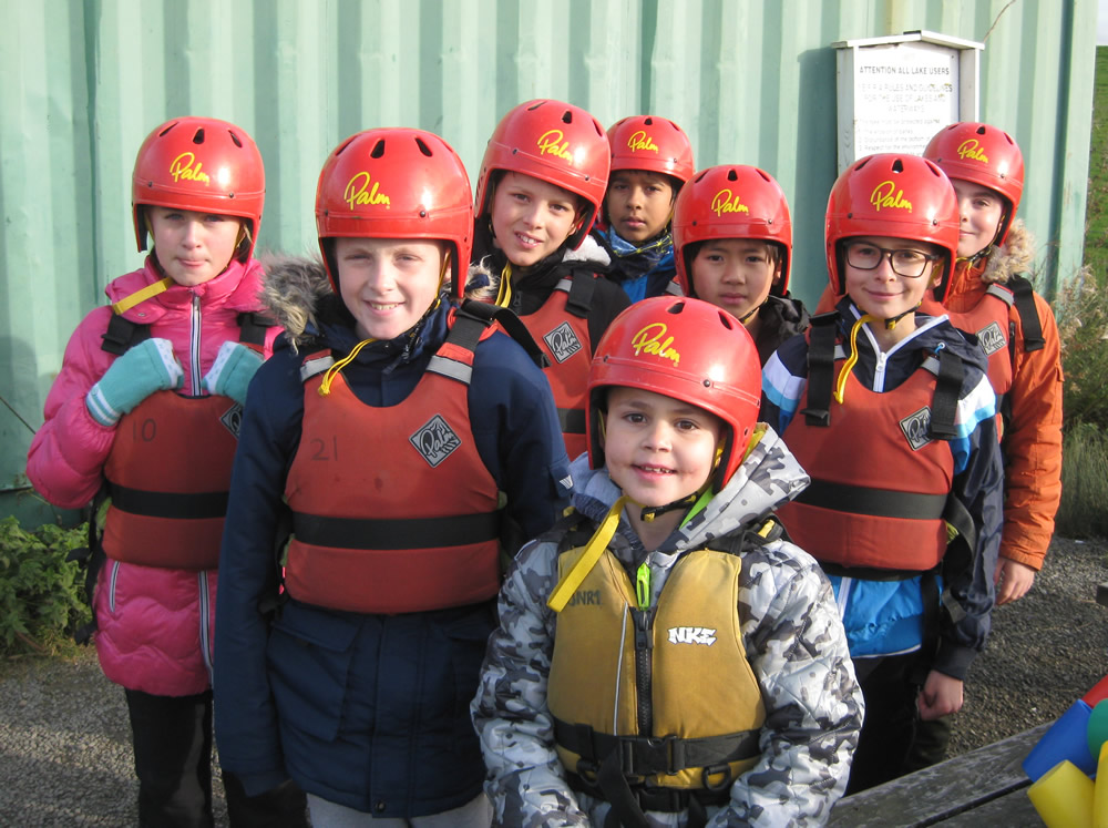 We had a great time on School Journey. Click on the news link to see more pictures.