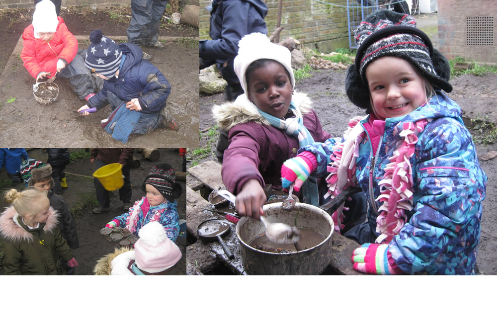 Anyone for cakes?