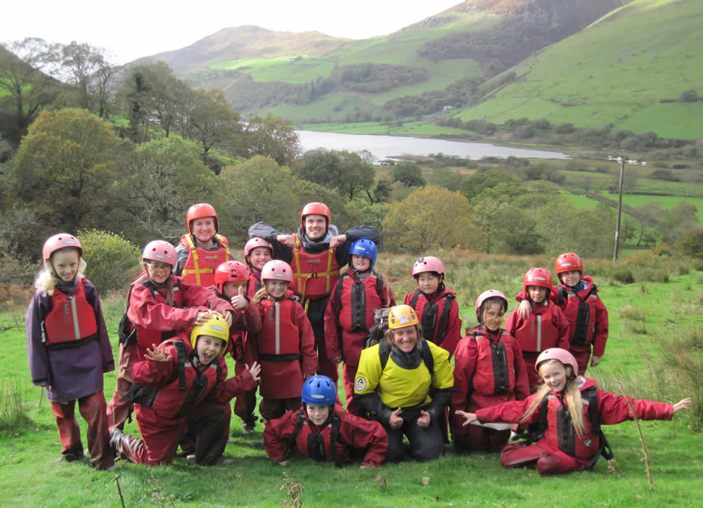 We had a fantastic time in Wales. Click on the news links to see more pictures.