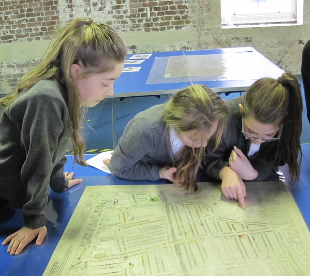 We visited The Heritage Museum as part of our WW2 work. Click on the news link to see more.