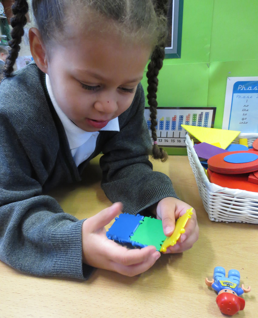 Imagination and construction.