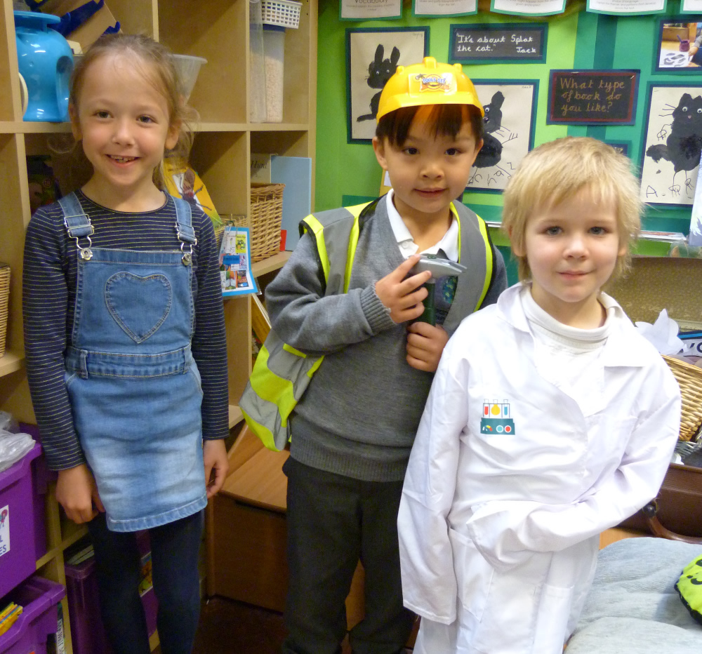 We had a huge variety of costumes for Computer Science week. Well done everyone!
